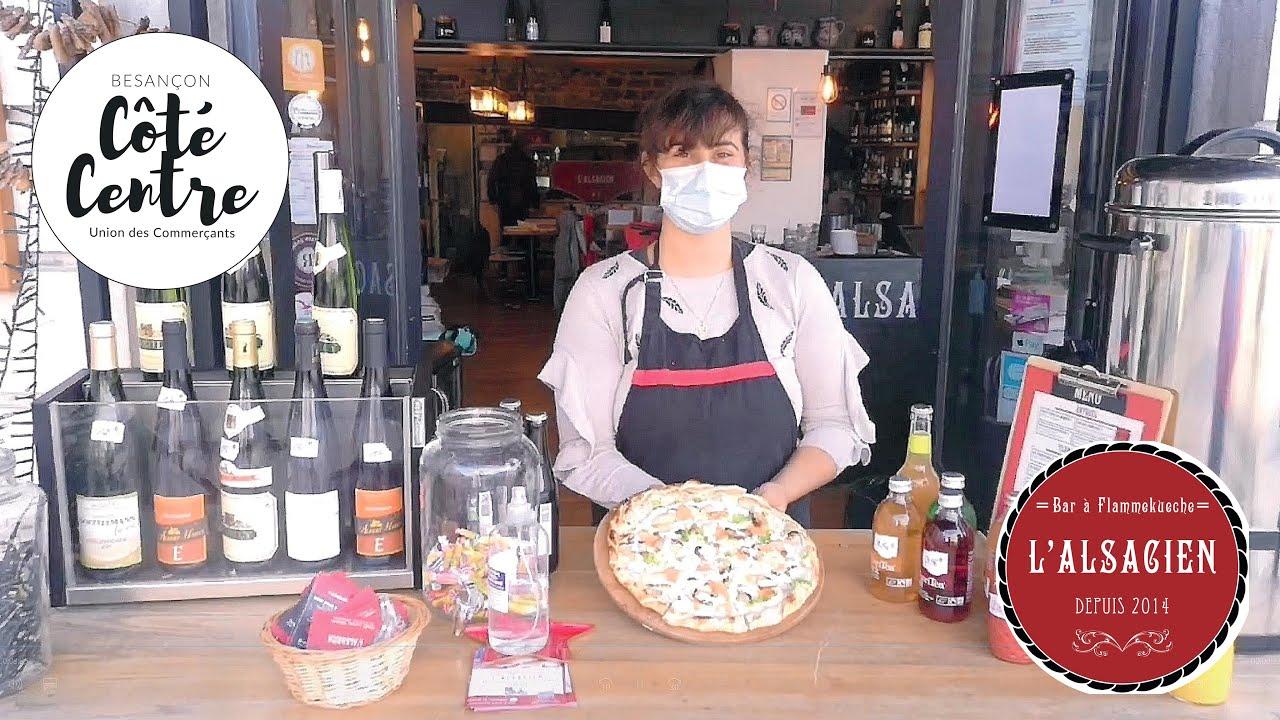 [ Vous avez rendez-vous avec vos commerçants ] #3 Hop'la recette du restaurant l'Alsacien !