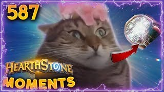 Massive IQ Play (Like, more than 120) | Hearthstone Daily Moments Ep. 587