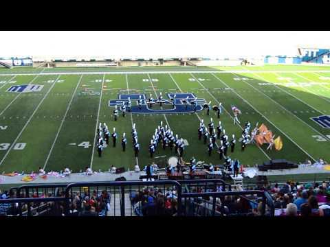 Sky View High School Marching Band Bridgerland Band Invitational 2019