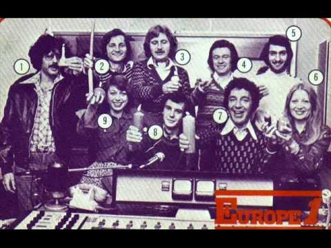 RADIO 2 SUR EUROPE 1  - ANNIVERSAIRE 1974 COLLECTOR