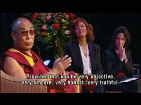 HH Dalai Lama - Ethical revolution and World Crisis