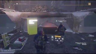 LEAKED SWIMMING MISSION OUT OF MAP TOM CLANCY THE DIVISION