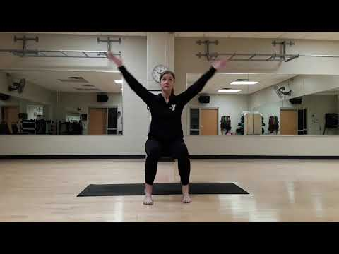 Y Workouts  - Chair Yoga With Joy