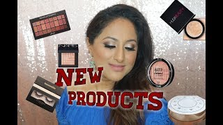Full face of makeup using NEW products ** B Beautiful by Binita **