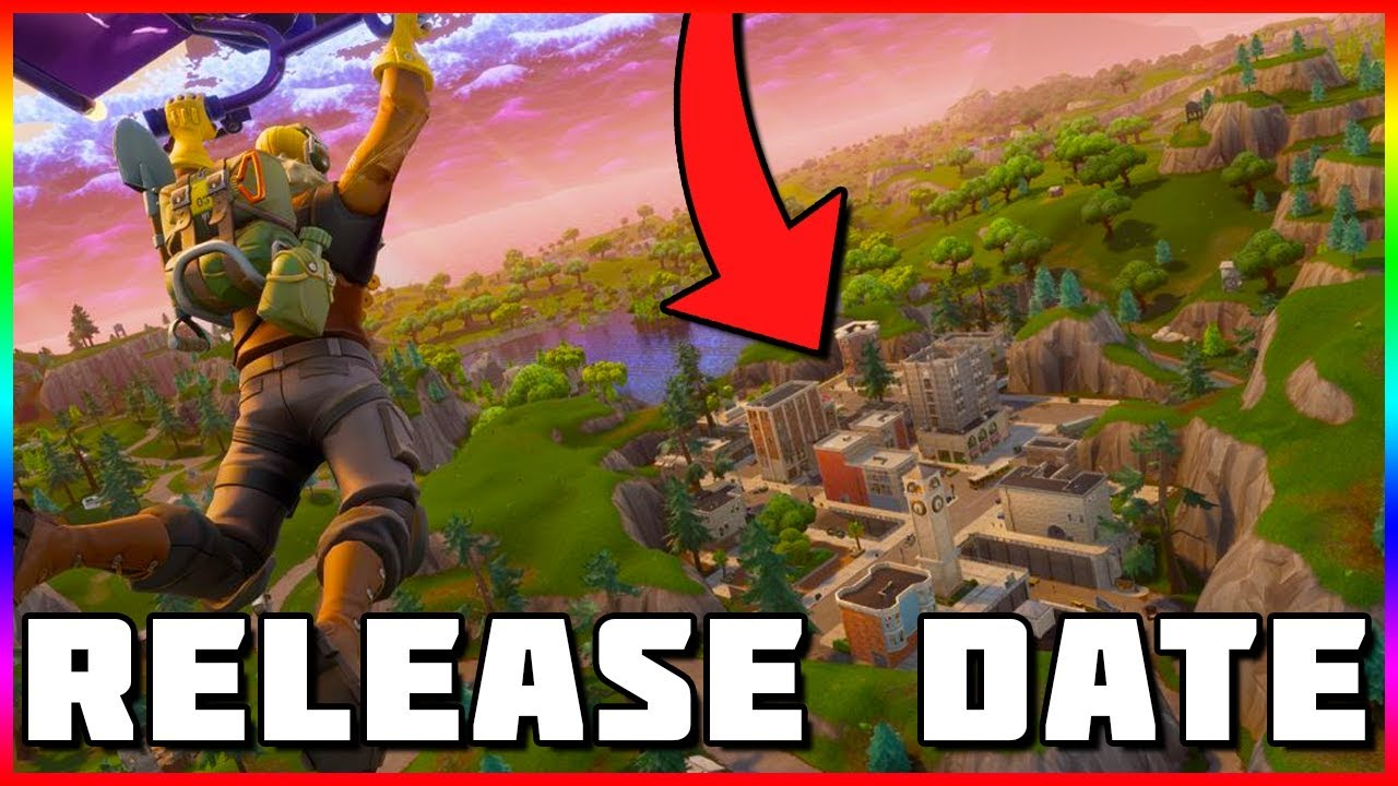 NEW MAP UPDATE RELEASE DATE | Fortnite Battle Royale (Version 2 2 0)