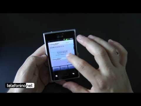 Lg Optimus L3 videoreview da Telefonino.net