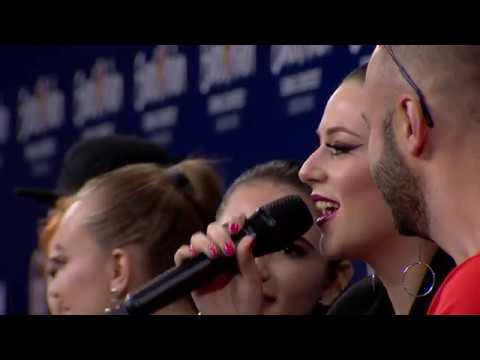 Eye Cue | Macedónia | Press Conference | Eurovisão 2018