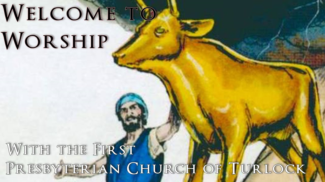 """Swapping a Golden Calf with a Red Bull""; Exodus 20:8-11, Psalm 41:1-4, Matthew 11:28-30; Feb 28, 21"