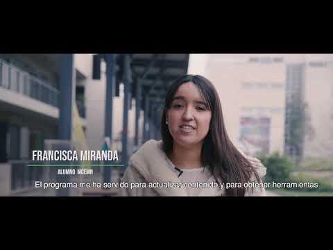 MCEMN: Francisca Miranda