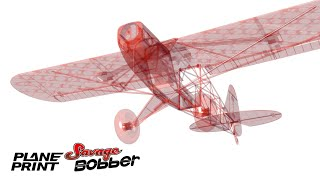 planeprint savage bobber