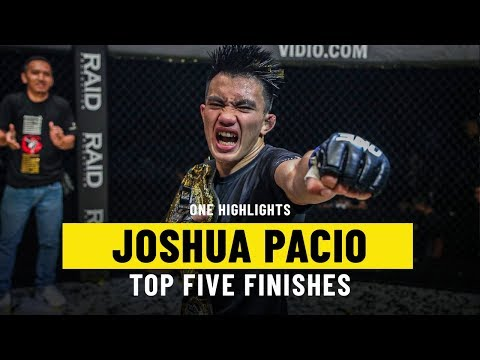 Joshua Pacio's Top