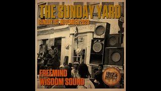 ROOTS REGGAE DUB VINYL SELECTION #1 by Free Mind \u0026 Wisdom Sound (LIVE) #thesundayyard