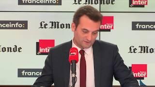 Questions Politiques : Florian Philippot