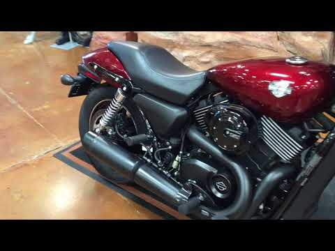 2016 Harley-Davidson XG750 - Street 750 Las Vegas, Henderson, Kingman, St. George, Pahrump, NV 50157