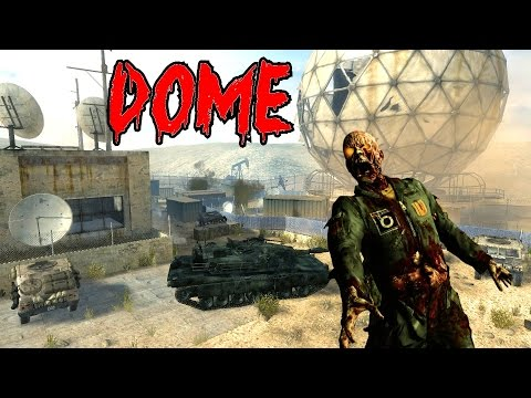 Zombies on MW3\'s DOME· CoD World at War Custom Zombies Map/Mod ...