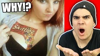 THE WORST TATTOOS EVER!