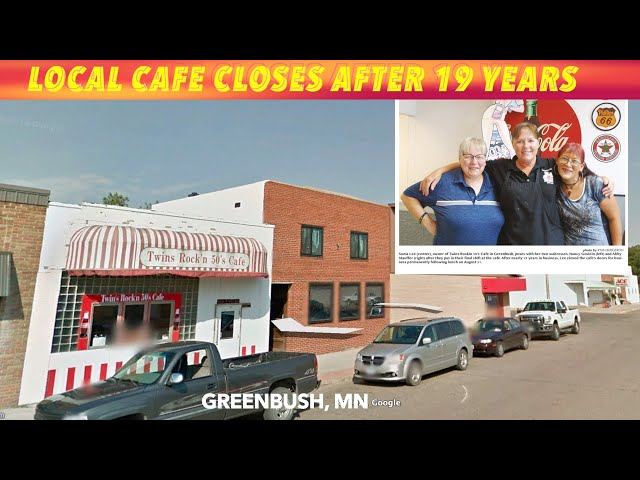 Northern Minnesota Cafe Closes After Nearly 19 Years In Business