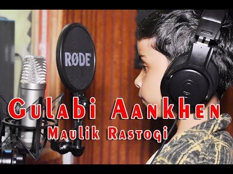 gulabi-aankhen-||-maulik-rastogi-||-little-rock-star