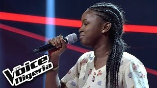 Emem sings 'No be you' / Blind Auditions / The Voice Nigeria 2016