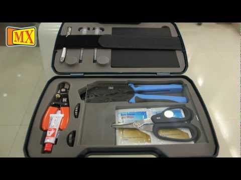 What is a Fiber Optic Cable Tool Kit -- Type 3