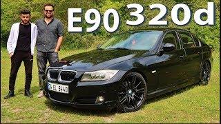 Test - BMW 320d(E90)