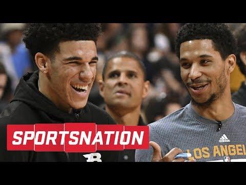 Lakers The Next NBA Superteam? | SportsNation | ESPN