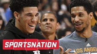 Lakers The Next NBA Superteam? | SportsNation | ESPN
