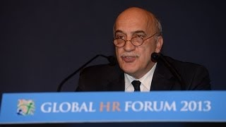 Global HR Forum 2013 | P-4 : The Secret of Vocational Education and Training in Germany ...