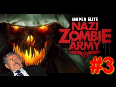 KSIOlajidebt Plays | Sniper Elite: Nazi Zombie Army #3 |