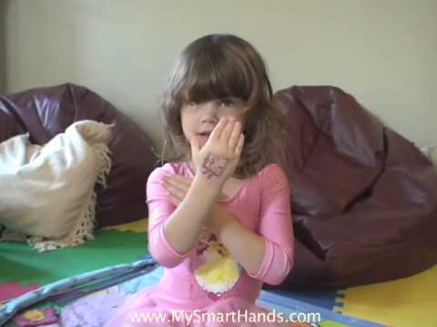 good morning - ASL sign for good morning - YouTube