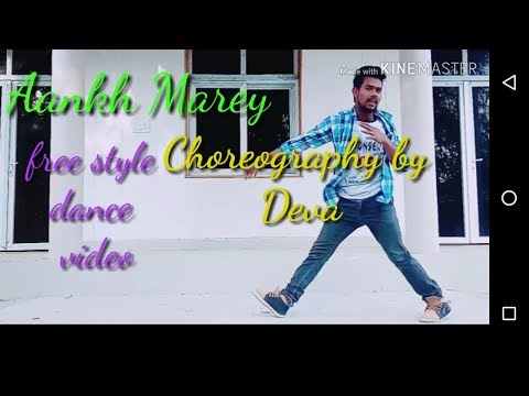 Ankh-_- maarey -_-new -_-song -_-from-_- Simba -_-choreography-_-by_-_Deva