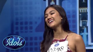 Marion Jola's Blows The Judges away in First Audition on Indonesian Idol   Idols Global