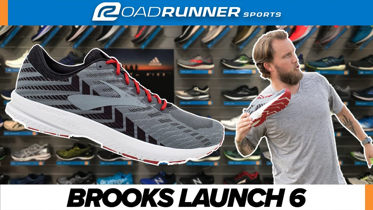 brooks launch 6 men's