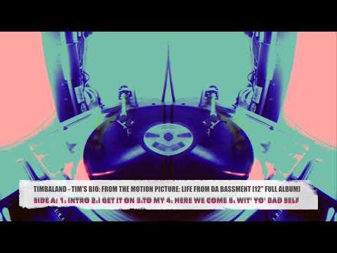 """TIMBALAND - TIM'S BIO [12"""" FULL ALBUM]"""