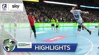 TSV Hannover-Burgdorf - FRISCH AUF! Göppingen | Highlights - LIQUI MOLY Handball-Bundesliga 2019/20