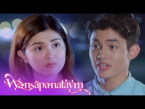 Wansapanataym: Louie explains to his mother about the truth