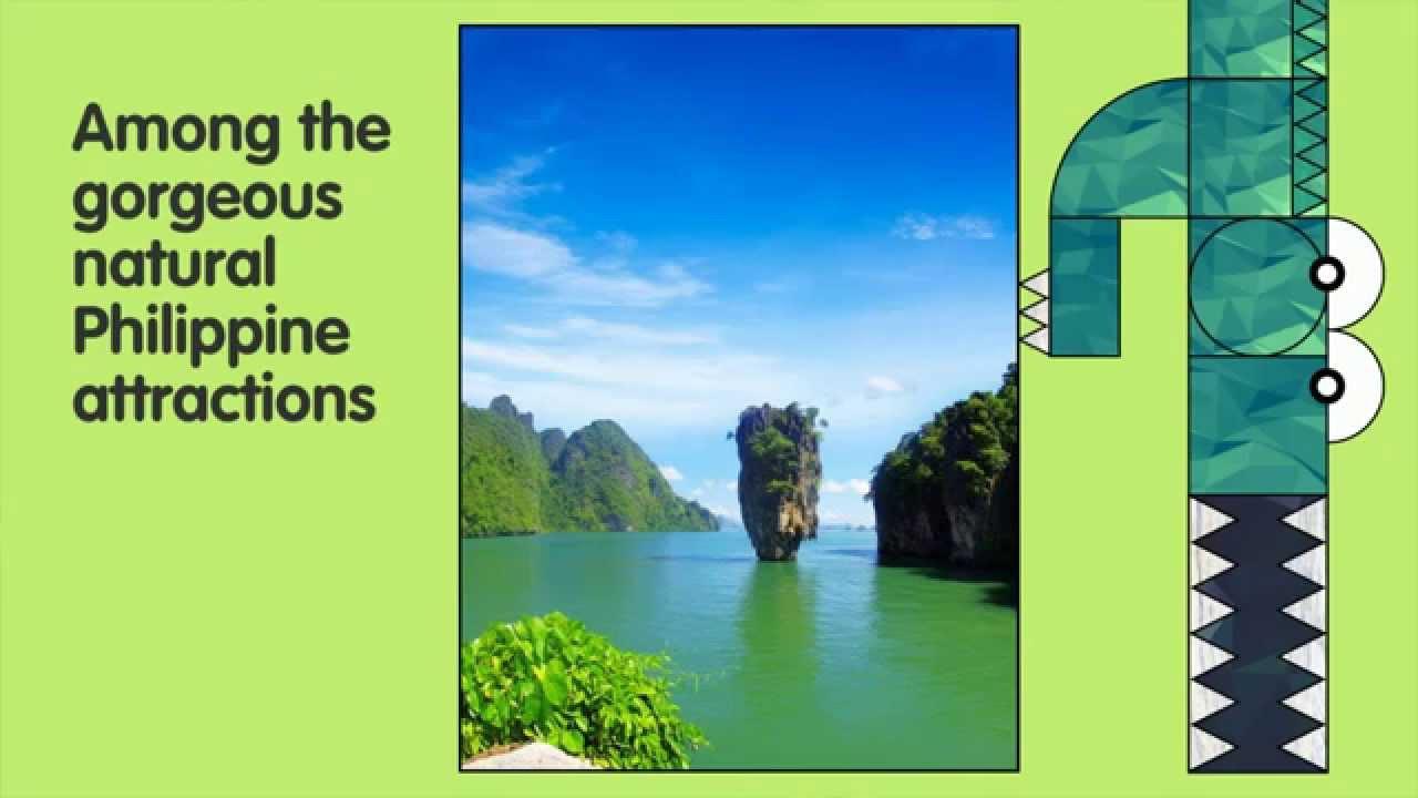 Tourist Spot In Mindanao Brochure