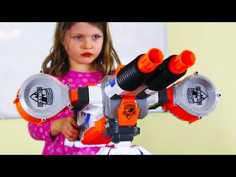 Thumbnail: Nerf War: The Underdog 2