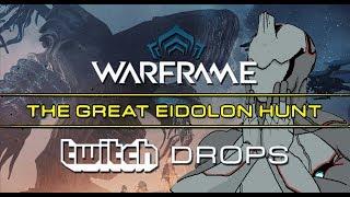 Warframe: The Great Eidolon Hunt Trailer - InvaderMEEN