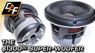 "13"" SUBWOOFER?! Rockford Fosgate T2-13 Overview"