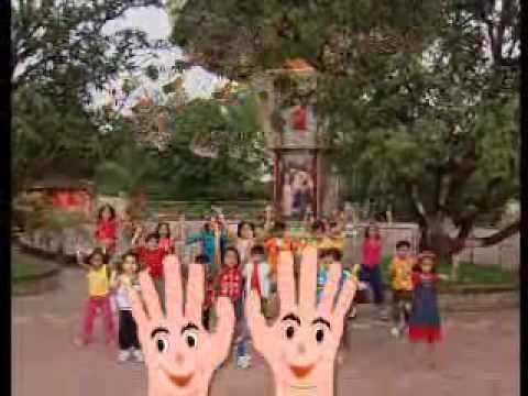 Nursery Rhymes For Kids - Teeny Tiny Fingers - Shemaroo Kids