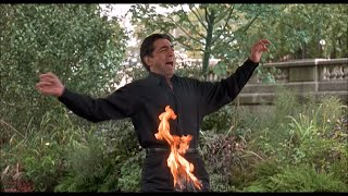 Пожар в штанах — «Младенец на прогулке, или Ползком от гангстеров» (1994) сцена 7/10 HD