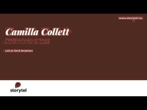Lydbok - Camilla Collett: Amtmannens døtre - Lest av Gerd Jørgensen