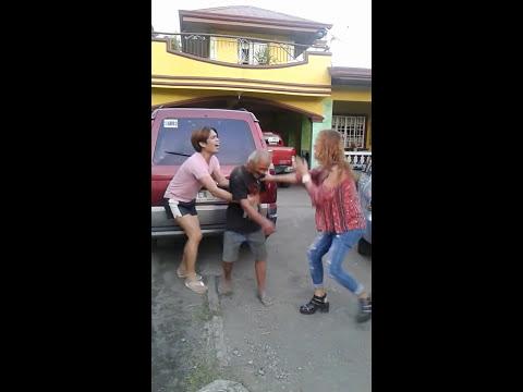 KIlalanin ang lalaking pinag-aagawan at pinag-awayan ni Dyosa at ng kanyang kaibigan