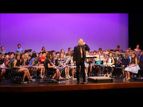 Birmingham Public Shools District Band - May 2nd 2018 - Groves High School, Beverly Hills, Michigan
