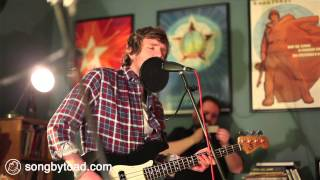 The Black Tambourines - Let You Down (Toad Session)