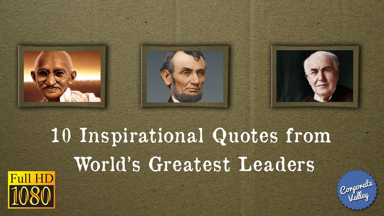 greatest inspirational quotes - HD1920×1080