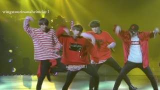 Video 170401 BTS Anaheim day1 I need you taehyung  focus download MP3, 3GP, MP4, WEBM, AVI, FLV November 2017