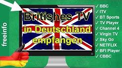 Englische Sender Internet Anschauen