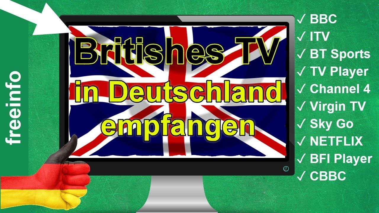Britisches Fernsehen